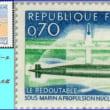 切手に見る世界の海軍 フランス①