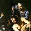 ヴァランタン・ド・ブーローニュ《荊冠のキリスト》。