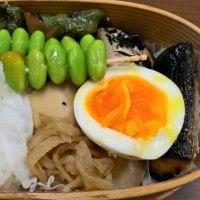 サバの西京焼き弁当