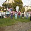 花見川団地:安保法制「戦争法」廃止スタンデイグ