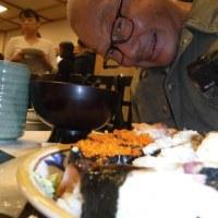 ●11日は分会レクで静岡まで「寿司食べ放題」・・(о´∀`о)