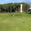 過酷なゴルフ