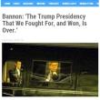 ☆ホワイトハウスの内紛劇