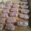 🐵 チョコクッキー&ココアシフォンケーキ