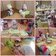 ♪クッキング♪ひまわり組(3歳児)