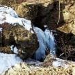 第1091回 氷瀑 観音山不動滝。