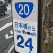 日本橋から24km