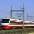 今日撮った東武伊勢崎線。