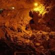 河内の風穴~洞窟内は冬