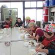3月14日、城北ハッキョを支える会の11回目の給食が行われました。