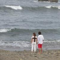 ある日の癒しの海!