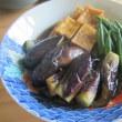 高野豆腐と野菜の揚げ煮