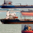 4隻のタンカーが出力喪失 インド