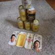 メジロ一家の水浴び 弘法山公園