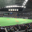 ファイターズ対ライオンズ / 札幌ドーム