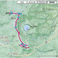 蔵王(熊野岳・刈田岳)