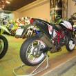ジムカーナA級ライダー小崎選手のプライベートバイクはKTM690DUKE-R!