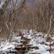 角田山(五倫石コース~山の神コース)2019真冬