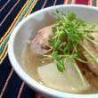ベトナム風♪鶏と大根のスープ