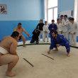 相撲大国 日本の指導者や選手がサハリンを訪問中