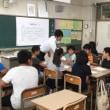 砂町中学校 体験入学 6年 2