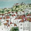1506.セトゥーバルよりパルメラの城を望む