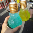 魅惑の電球ソーダ