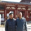 四天王寺と新世界