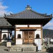 浄厳院、檀家寺の境内は閑でした。