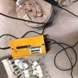 電気窯の修理
