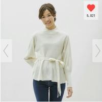 GU 新作990円ニット