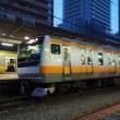 2018年3月19日,今朝の中央総武緩行線 E231-0番台