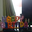 6歳のお誕生会の巻