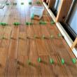 良い家を建てて売りたいプロジェクト!『 ここはリゾート?な家 』は、無垢床材マホガニーをはっています。
