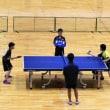 【卓球部】第12回静岡市卓球選手権大会(中学ダブルスの部)