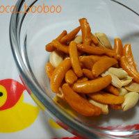 なとり 激辛柿の種&ピーナッツ