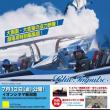 ブルーのフライトにあわせ、新潟で『果てしなき追求』上映