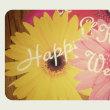 ピンクのガーベラの花言葉は「熱愛」「崇高美」