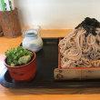 久礼竹(くれたけ)のざる蕎麦