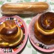 ミルクパンと蜂蜜パン!