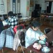 2017年12月17日 静岡・磐田市でプレゼント人形作り