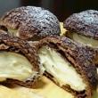ショコラのクッキーシュー