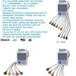 ラブテック社のホルター心電図の機能