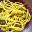 スパゲッティミートソース弁当