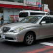 Toyota Verossa 2001- 「エモーショナルセダン」を標榜したトヨタ ヴェロッサ