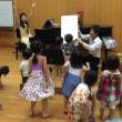 7月16日の三鷹、河村治チェロコンサートのおはなしタイム