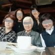 母と従姉たちとランチ♪