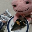 手巻き納豆のお菓子