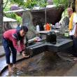 2017カンボジア旅行 7月03日(月) シェムリアップ滞在 プノン・クレーンへ