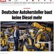 ドイツのポルシェの会長が、脱ディーゼルを宣言!